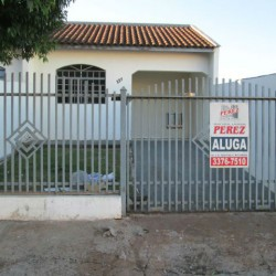 Casa para aluguel no Jardim Pacaembu I